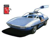 AMT Piranha Spy Car makett