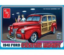 AMT 1941 Ford Woody makett
