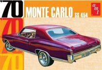 AMT 1970 Chevy Monte Carlo makett