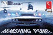 AMT Vanishing Point 1970 Dodge Challenger makett