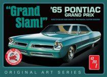 "AMT 1965 Pontiac Grand Prix ""Grand Slam"" makett"
