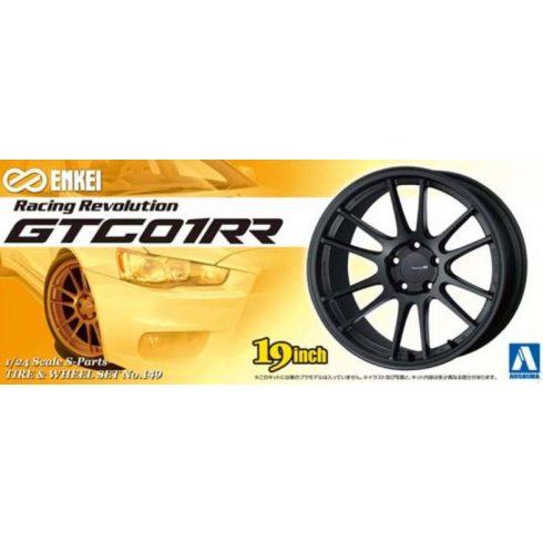 Aoshima ENKEI GTC01RR kerék szett