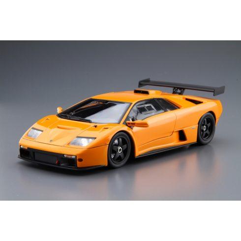 Aoshima Lamborghini Diablo GTR makett