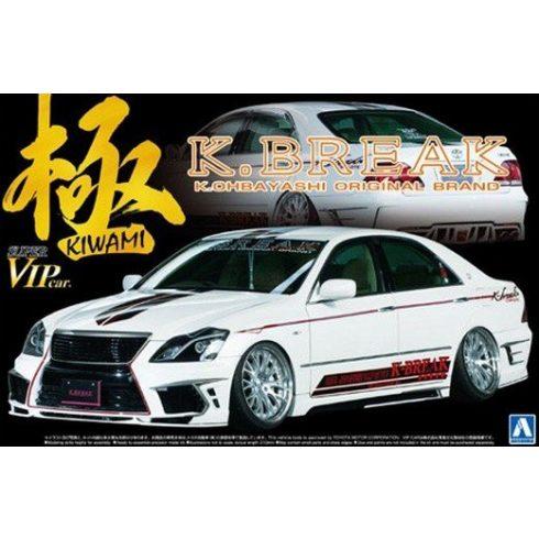 Aoshima K-Break 18Crown Hyper Zero Custom Ver.1 makett