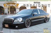 Aoshima Nissan Mode Parfume PF50 President makett