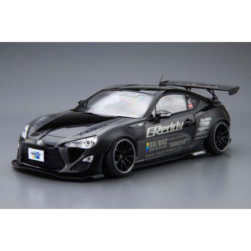 Aoshima Toyota 86 ZN6 Greddy & Rocket Bunny Volk Racing Version 2012 makett