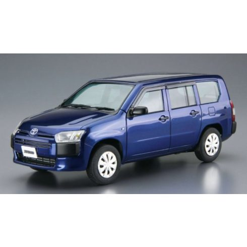 Aoshima Toyota NCP160V Succeed 2014 makett