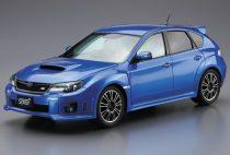 Aoshima Subaru GRB Impreza WRX STI makett