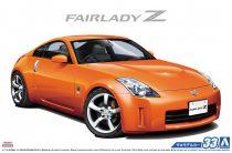 Aoshima Nissan Z33 Fairlady Z '07 makett