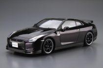 Aoshima Nissan R35 GT-R Spec-V '09 makett