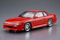 Aoshima 1991 Nissan Vertex PS13 Silvia makett