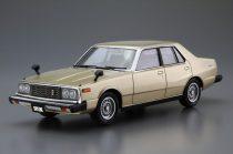 Aoshima Nissan Skyline 2000GT-E S '79 makett