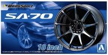 "Aoshima Weds Sport SA-70 18"" kerék szett"