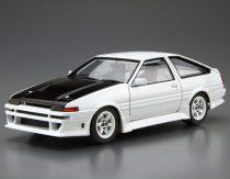 Aoshima Car Boutique Club AE86 Trueno '85 Toyota makett
