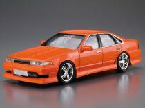 Aoshima Wonder A31 Cefiro '90 Nissan makett