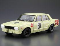 Aoshima Nissan PGC10 Skyline 2000GT-R JAF Grand Prix '70 makett