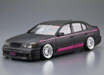Aoshima Toyota K-BREAK Platinum JZS161 Aristo '00 makett