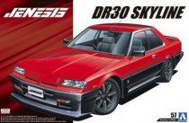 Aoshima Nissan Jenesis Auto DR30 Skyline 1984 makett