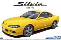 Aoshima Nissan S15 Silvia Spec-R '99 makett