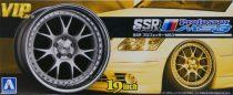"Aoshima SSR Professor MS3 19"" kerék szett"