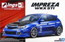 Aoshima Subaru Impreza WRX STI 5door 2007 makett