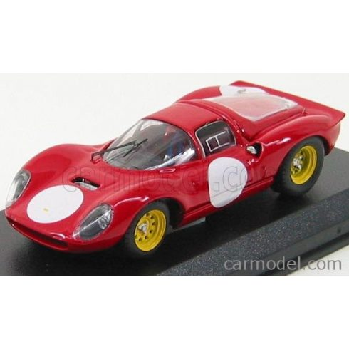 ART MODEL FERRARI DINO 206 COUPE - PROVA 1966