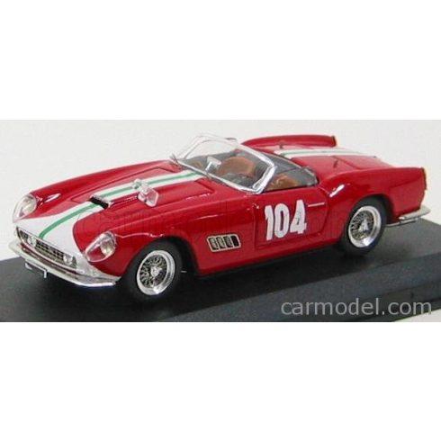 ART MODEL FERRARI 250 CALIFORNIA SPIDER N 104 SALSOMAGGIORE-S'ANTONIO 1959 O.RANDACCIO