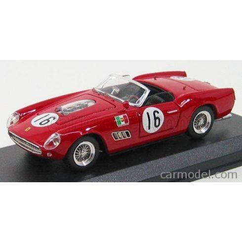 ART MODEL FERRARI 250 CALIFORNIA SEBRING 1960 N 16 SERENA SCARLATTI