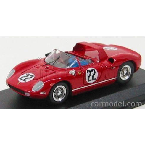 ART MODEL FERRARI 275P N 22 WINNER SEBRING 1964 PARKES - MAGLIOLI