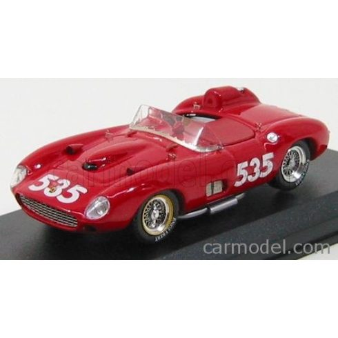 ART MODEL FERRARI 315S SPIDER N 535 WINNER MILLE MIGLIA 1957 TARUFFI