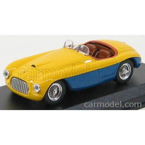 ART MODEL FERRARI 166 SPIDER - PARIS 1949 - PERSONAL CAR EVITA PERON