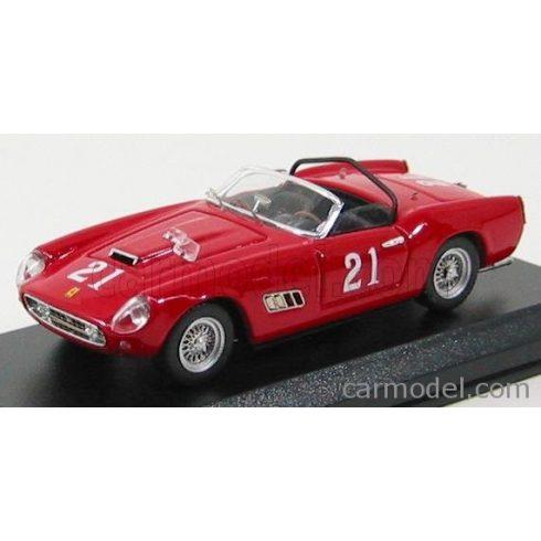 ART MODEL FERRARI 250 GT LWB CALIFORNIA SPIDER ch.1699 N 21 NASSAU 1960 W.VON TRIPS
