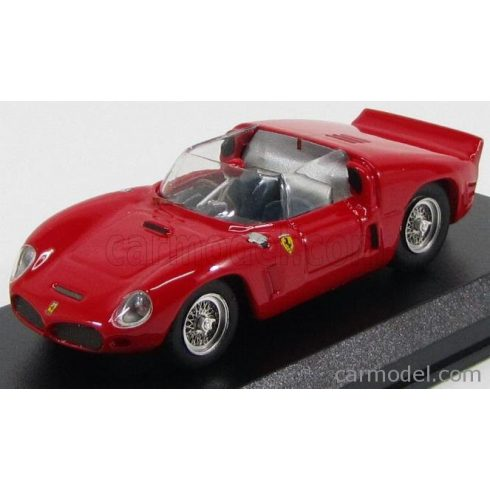 ART MODEL FERRARI DINO 246SP SPIDER PROVA 1961