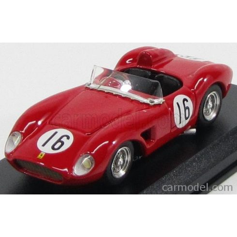 ART MODEL FERRARI 500TRC TESTAROSSA SPIDER N 16 WINNER VIRGINIA 1957 W.HELBURN