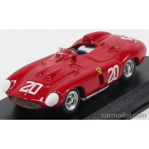ART MODEL FERRARI 857S SPIDER N 20 WINNER NASSAU 1955 P.HILL