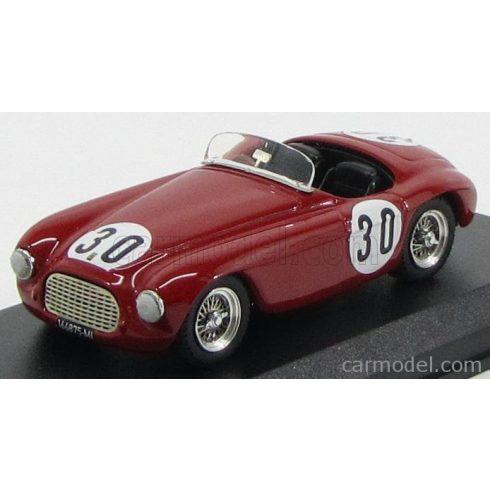 ART MODEL FERRARI 166MM SPIDER N 30 PORTUGAL GP 1951 E.CASTELLOTTI