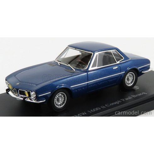 AUTOCULT BMW 1600ti COUPE PAUL BRACQ GERMANY 1969
