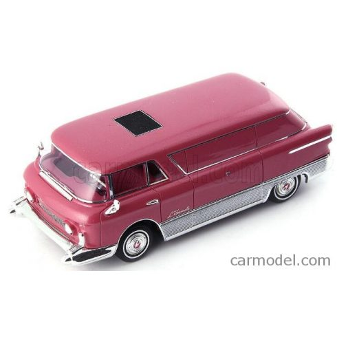 AUTOCULT GMC L'UNIVERSELLE USA 1955