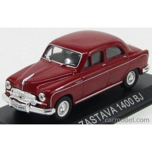EDICOLA ZASTAVA 1400 BJ 4-DOOR 1950 (FIAT)