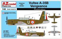 AZ Model VULTEE A-35B VENGEANCE makett