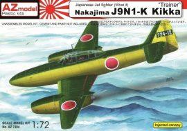 AZ Model Nakajima J9N1-K Kikka