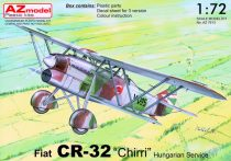 AZ Model Fiat CR-32bis Chirri - Hungarian Service makett