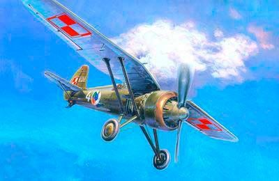 Mistercraft P-11C K.O.P. makett