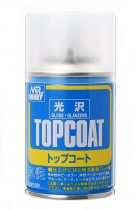 Mr. Top Coat - Gloss Spray (fényes lakk)
