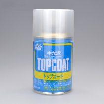 Mr. Top Coat - Semi-Gloss Spray (félfényes lakk)
