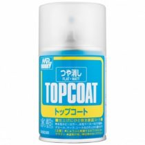 Mr. Top Coat - Flat Spray (matt lakk)