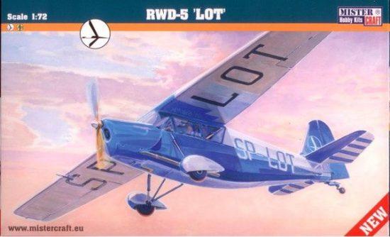 Mistercraft RWD-5 Lot makett