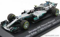 Minichamps MERCEDES GP F1 W08 EQ POWER+ TEAM MERCEDES AMG N 77 SEASON 2017 V.BOTTAS