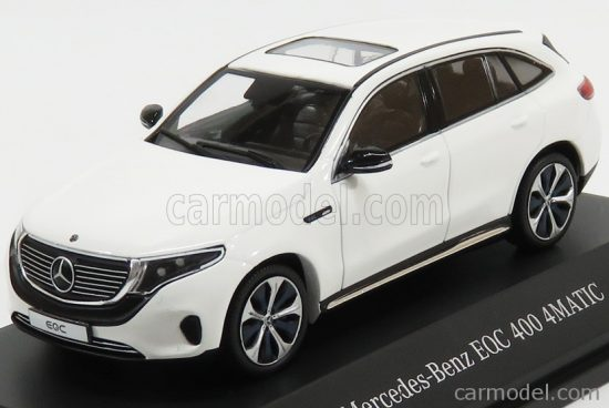 SPARK-MODEL MERCEDES BENZ EQC 400 4MATIC 2019