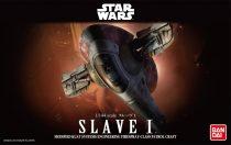 Bandai Star Wars - Slave 1 (Boba Fett) makett